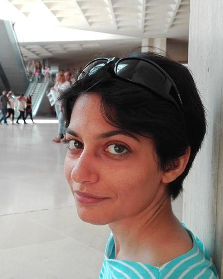 Shirin Goshtasbpour