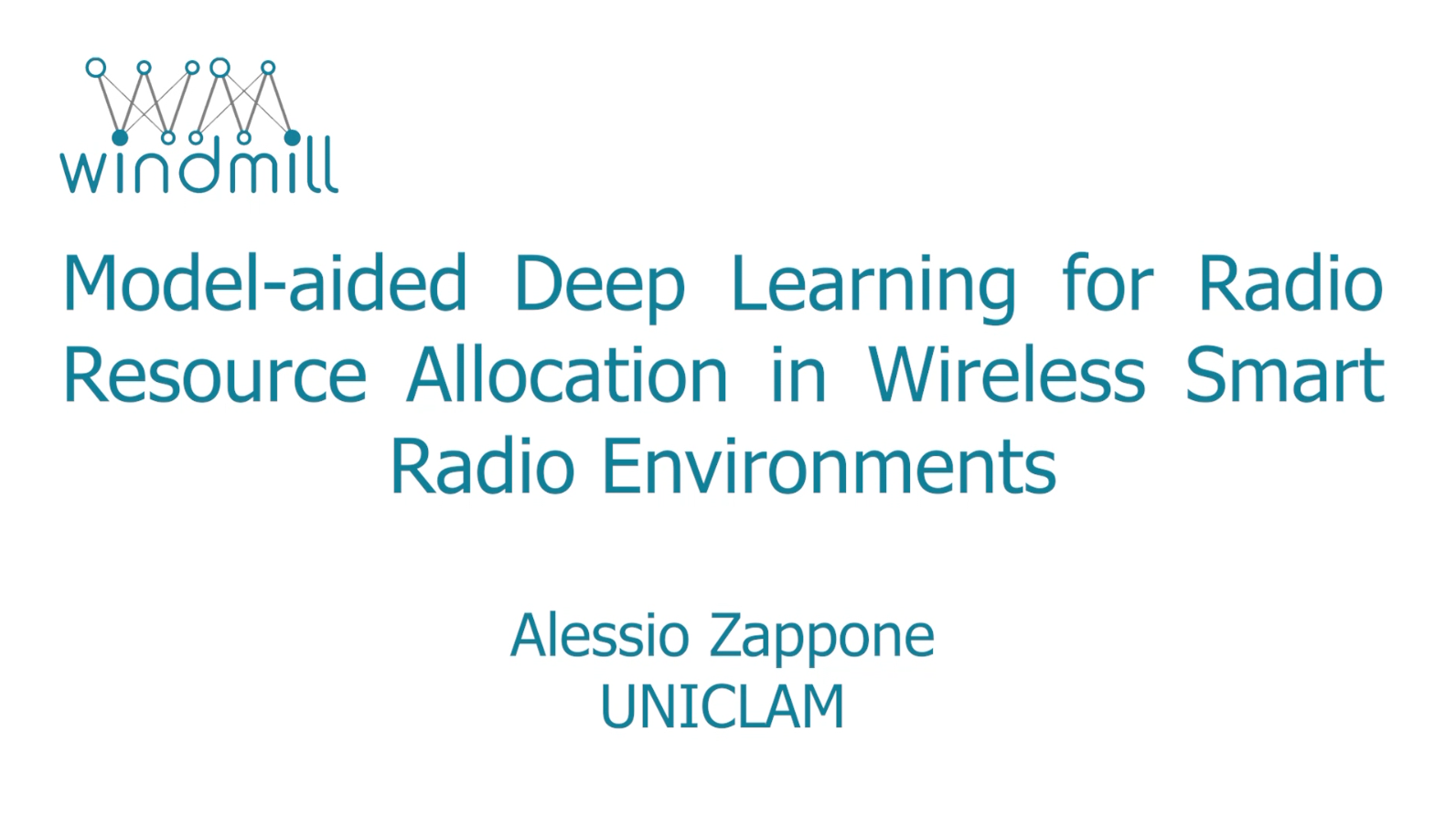 Model-aided Deep Learning for Radio Resource Allocation in Wireless Smart Radio Environments
